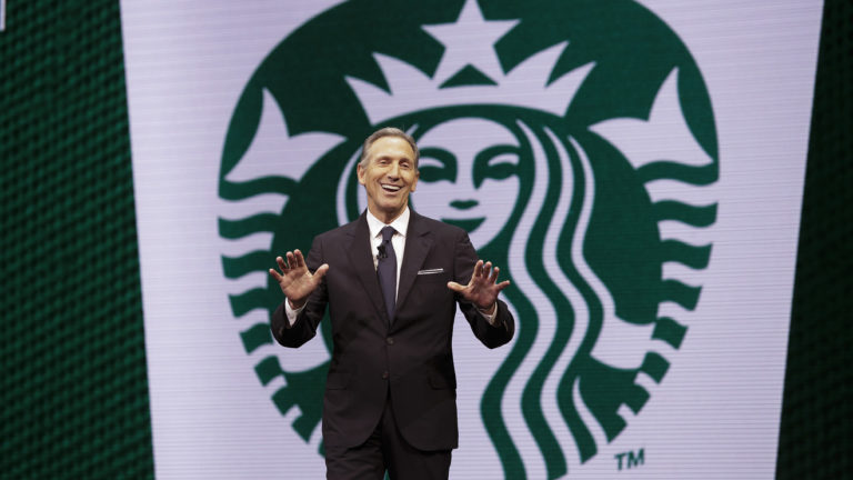 A trusted digital currency is coming, but it's not bitcoin, says Starbucks' Howard Schultz – MarketWatch
