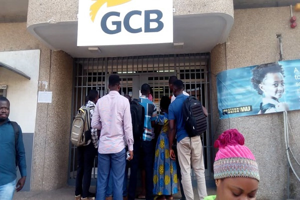 Nsawam GCB bank locked up over court order