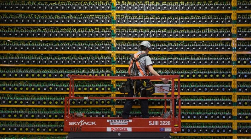 Chinese Bitcoin Mining Giant Files $400 Million US IPO after Hong Kong Failure