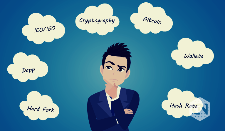 A Glossary of Important Cryptocurrency-related Terms