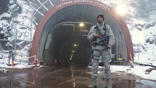 What's Going On? Pentagon Orders Essential Staff To Deep Underground Mountain Bunker As Pandemic Prep Escalates