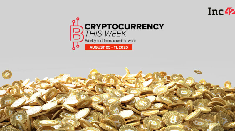 Cryptocurrency This Week: India In The Spotlight Over Cryptocurrency Bill & More
