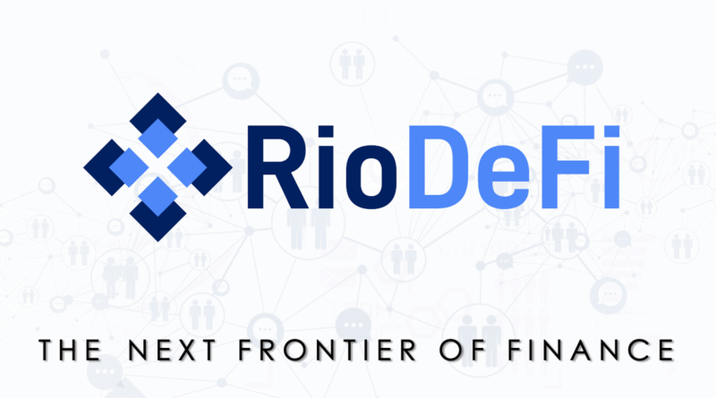 Rio DeFi ($RFUEL): The next frontier of finance?