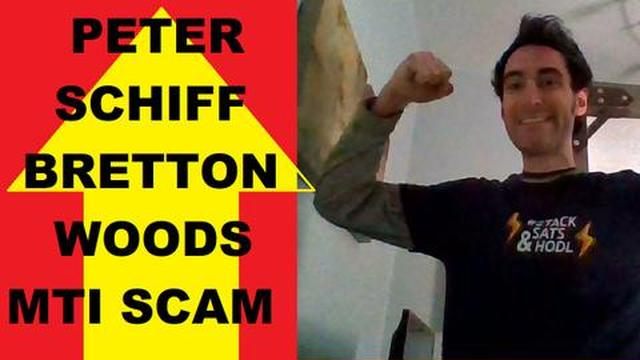 IMF New Bretton Woods Moment NOISE! Peter Schiff, Filecoin, Mirror Trading International Scam! Q&A!