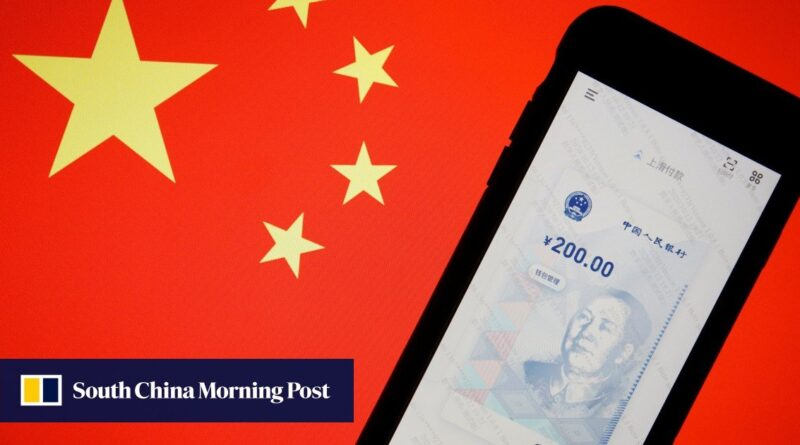 China's digital yuan aims to halt US 'dollarisation', boost retail payments, former central bank governor says