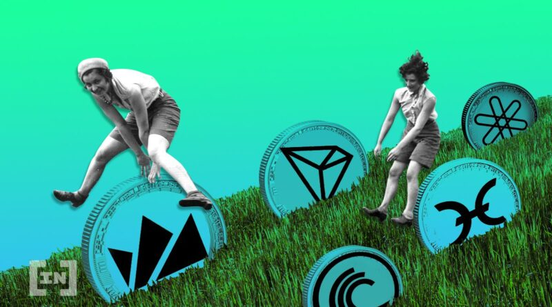 Five Biggest Altcoin Gainers, March 29 – April 5