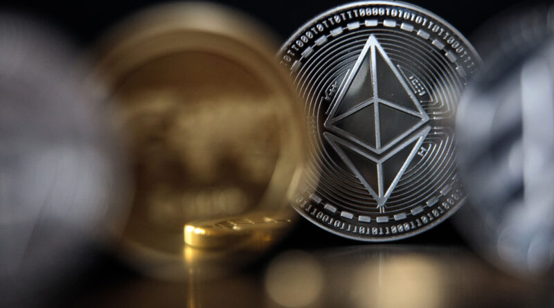 Bitcoin (BTC): Ethereum (ETH) cryptocurrency price hits record high