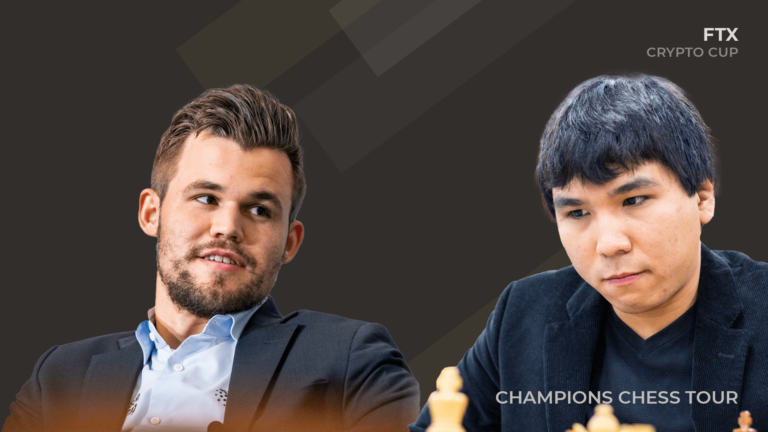 FTX Crypto Cup: Carlsen, So In Final