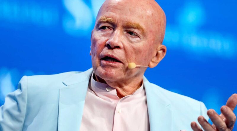 Mark Mobius on stocks markets: 'Confusion' driving 'crazy' moves