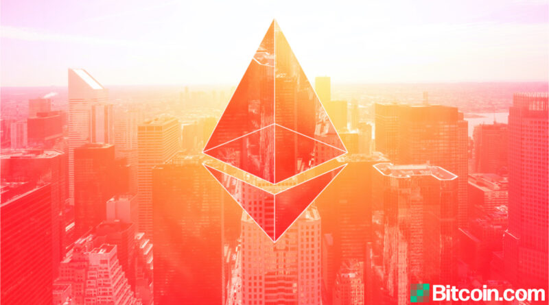 Ethereum Options Trade Volume Exceeds Bitcoin's, Deribit Introduces a $50K ETH Strike for 2022 – Finance Bitcoin News