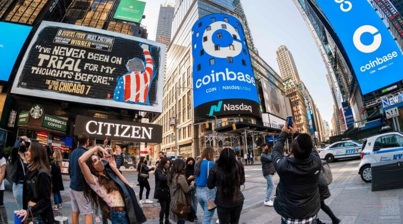 Coinbase Teams Up With 401(k) Provider to Offer Crypto – WSJ