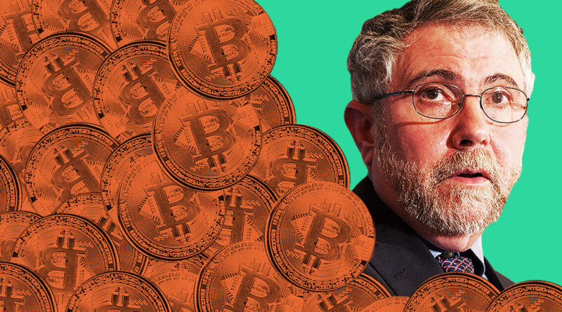 Paul Krugman's 10-Year History of Being Wrong About Bitcoin – Reason.com