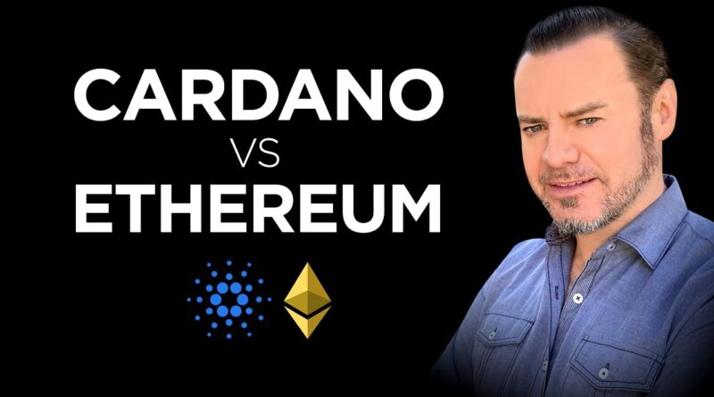ETH vs ADA ie Ethereum vs Cardano Ultimate Guide including