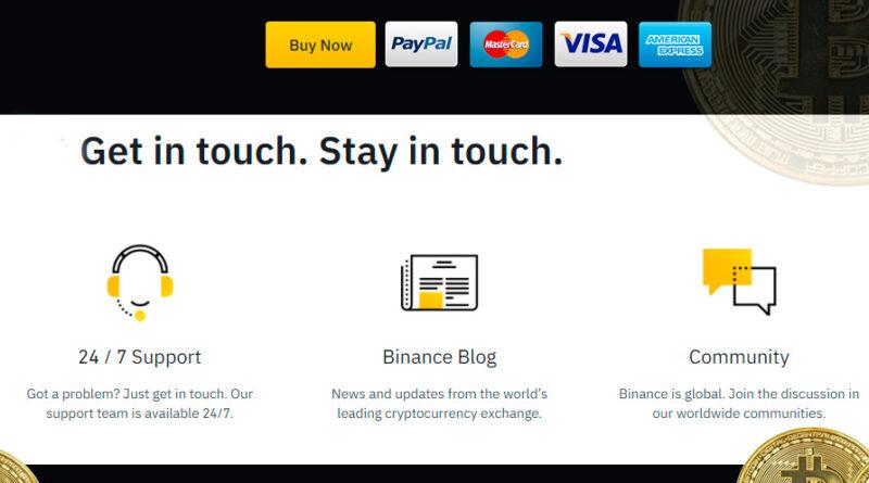 Binance dex blog, binance dex hardware wallet
