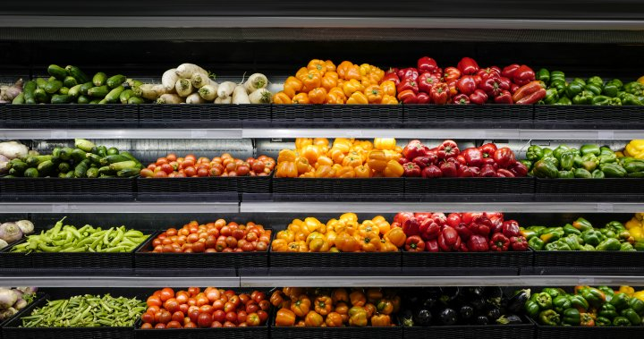 Sticker shock hitting consumers at the grocery store as drought takes toll on crops