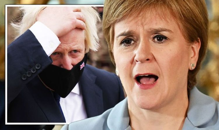 Sturgeon's plot to use 'Queens speech' to force second independence referendum | Politics | News | Express.co.uk