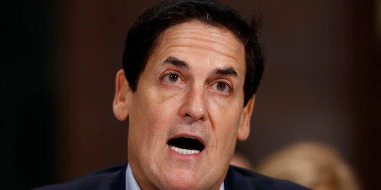 Mark Cuban says the US won't allow anonymous smart contracts because they're ripe for fraud, so there's a need for proof of identity | Currency News | Financial and Business News | Markets Insider