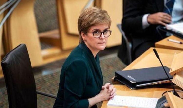 Nicola Sturgeon's Government faces legal challenge over vaccine passports | Politics | News | Express.co.uk