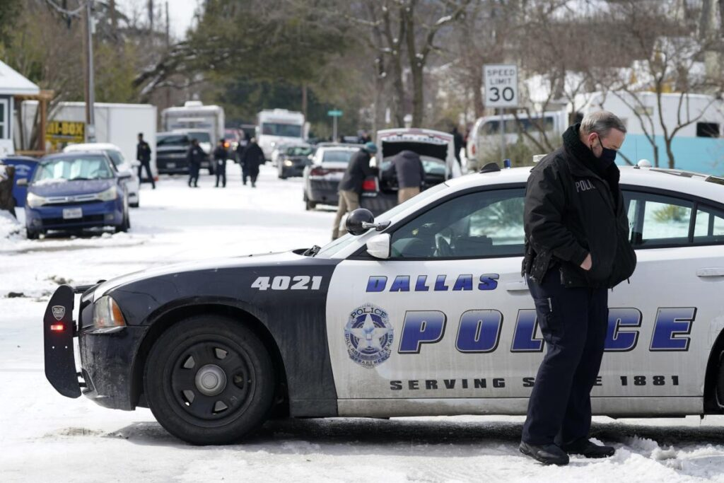 A Year After 'Defund,' Police Departments Get Their Money Back