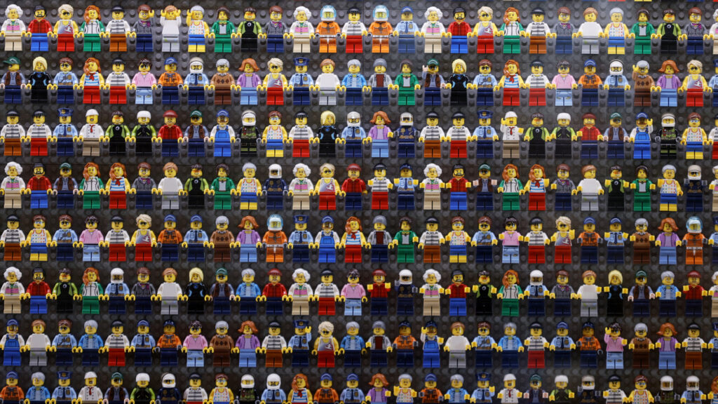 Lego Vows To Remove Gender Bias From Its Toys And Marketing : NPR
