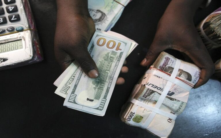 Exchange rate gains further at official market despite fall in forex supply