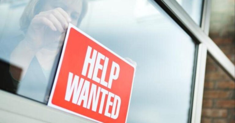 One reason for worker shortage: Many started new businesses