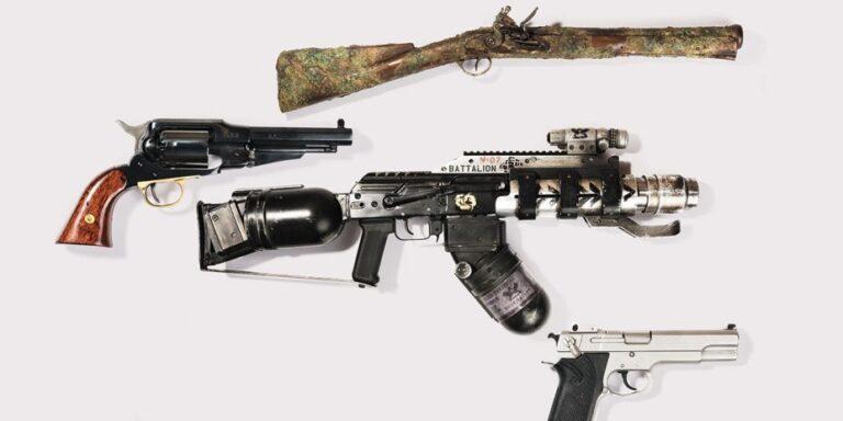 USA : la relation lucrative entre l'industrie des armes à feu et Hollywood @iWatchiAm