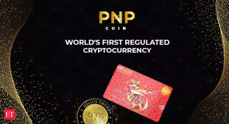 PNP Coin – An opportunity to invest in crypto the right way – The Economic Times