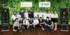Antex raised a total of $7.3M to bring the crypto world to