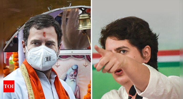 What separates Priyanka Gandhi Vadra from Rahul Gandhi in UP assembly election